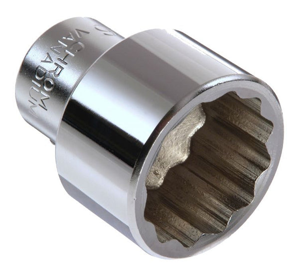 "Franklin Tools 36mm 12pt Surface Drive Skt 1/2"" TA918"