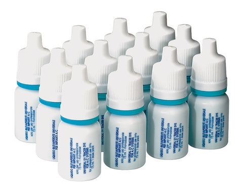 Sealey Air Conditioning Fluorescing Leak Detection Dye - 12 Doses VS60012