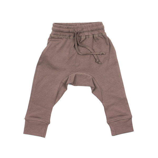 Susukoshi Baby Joggers in chocolate