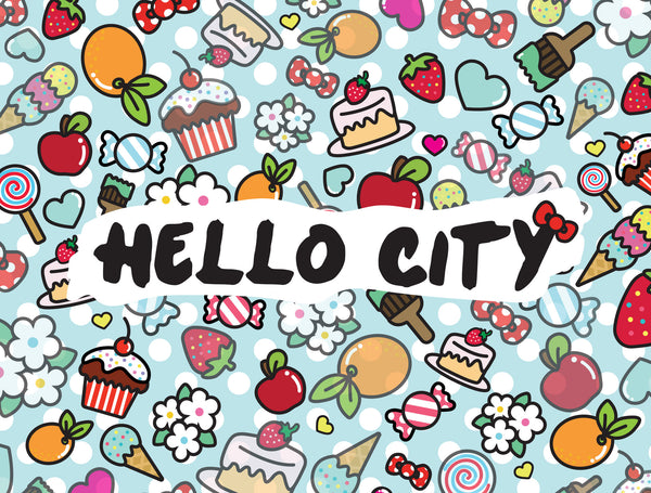 Art Attack SF Presents: Hello City