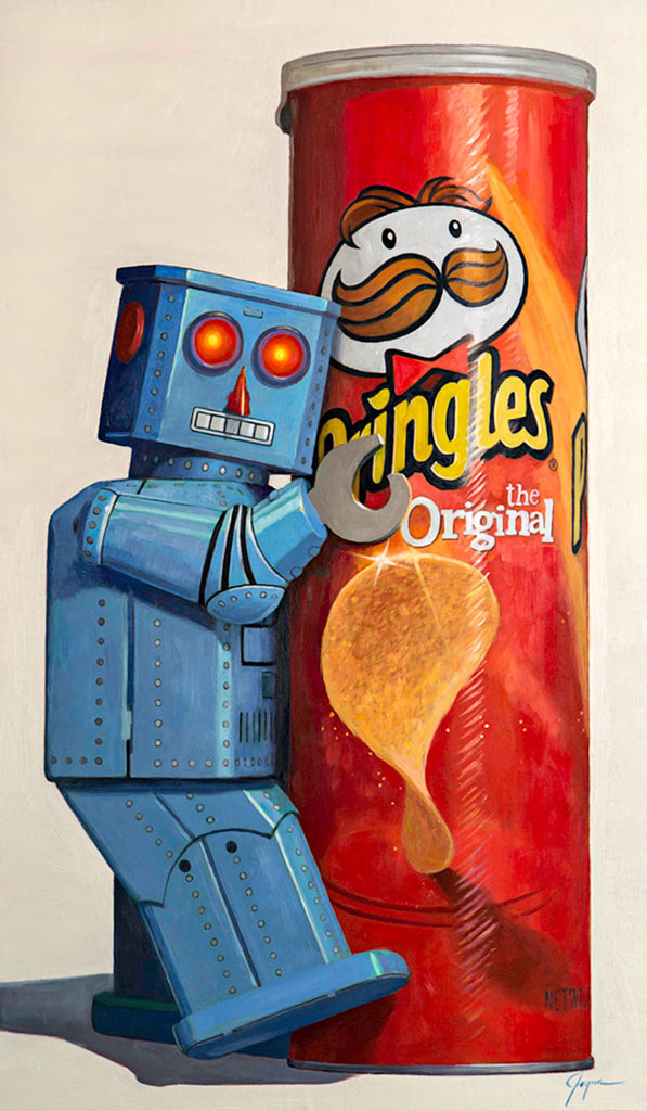 Pringles - Art Attack SF