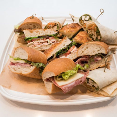 Sandwich Platter - Co-Op Favorites