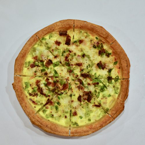 Quiche - Meat