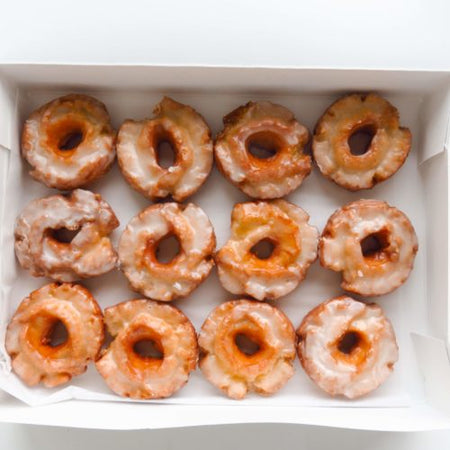 Old Fashioned Donut Box