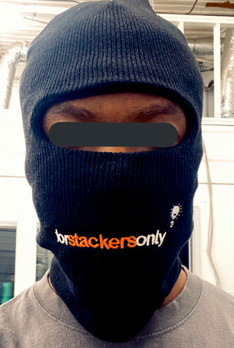 For Stackers Only Ski Mask