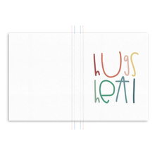 Load image into Gallery viewer, Hugs Heal Hardcover Journal