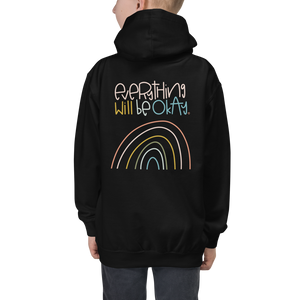 Everything Will Be Okay Kids Hoodie