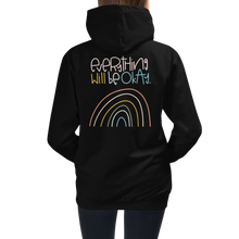 Load image into Gallery viewer, Everything Will Be Okay Kids Hoodie