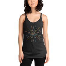 Load image into Gallery viewer, Child of the Universe Racerback Tank