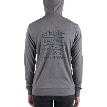 Load image into Gallery viewer, Not To Do List Adult zip hoodie
