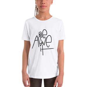 Rise Above It Youth Short Sleeve T-Shirt
