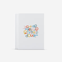 Load image into Gallery viewer, Choose to Believe Hardcover Journal