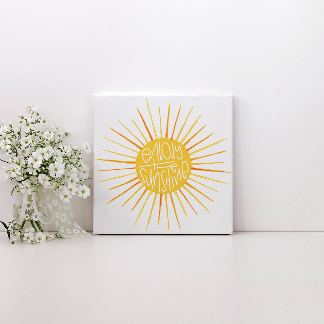 Sunshine Canvas Minis