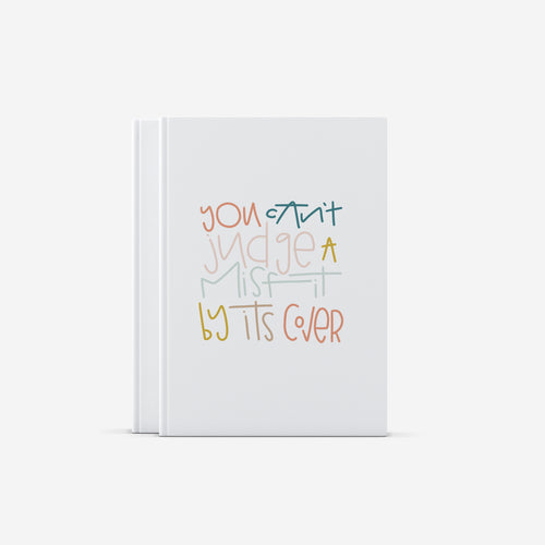 Misfit Hardcover Journal