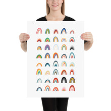 "Load image into Gallery viewer, ""Rainbows"" Art Prints & Posters"