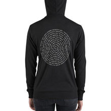 Load image into Gallery viewer, (Y)oUR WoRDs 2020 Adult Zip Hoodie