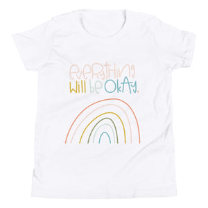 Everything Will Be Okay Youth Short Sleeve T-Shirt