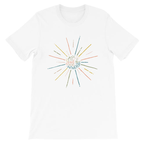 Child of the Universe Short-Sleeve Adult T-Shirt