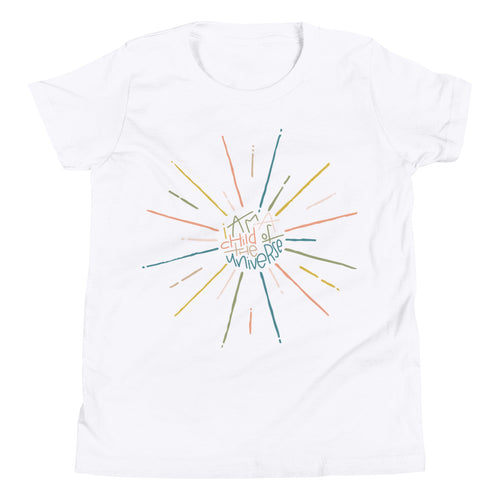 Child of the Universe Youth Short Sleeve T-Shirt