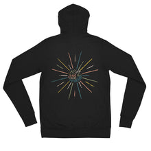 Load image into Gallery viewer, Child of the Universe Adult zip hoodie