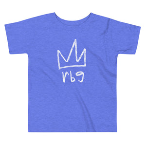 Toddler T-shirt | Notorious RBG Ruth Bader Ginsburg Crown (2T-5T)