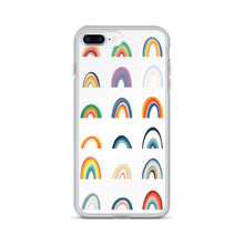 "Load image into Gallery viewer, ""Rainbows"" iPhone Case"