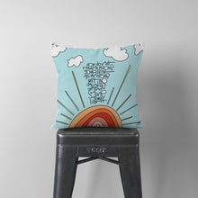 Load image into Gallery viewer, Shine Your Light Premium Throw Pillow