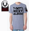 T Swift next album shirt