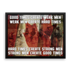 Hard Times Strong Men - Canadian
