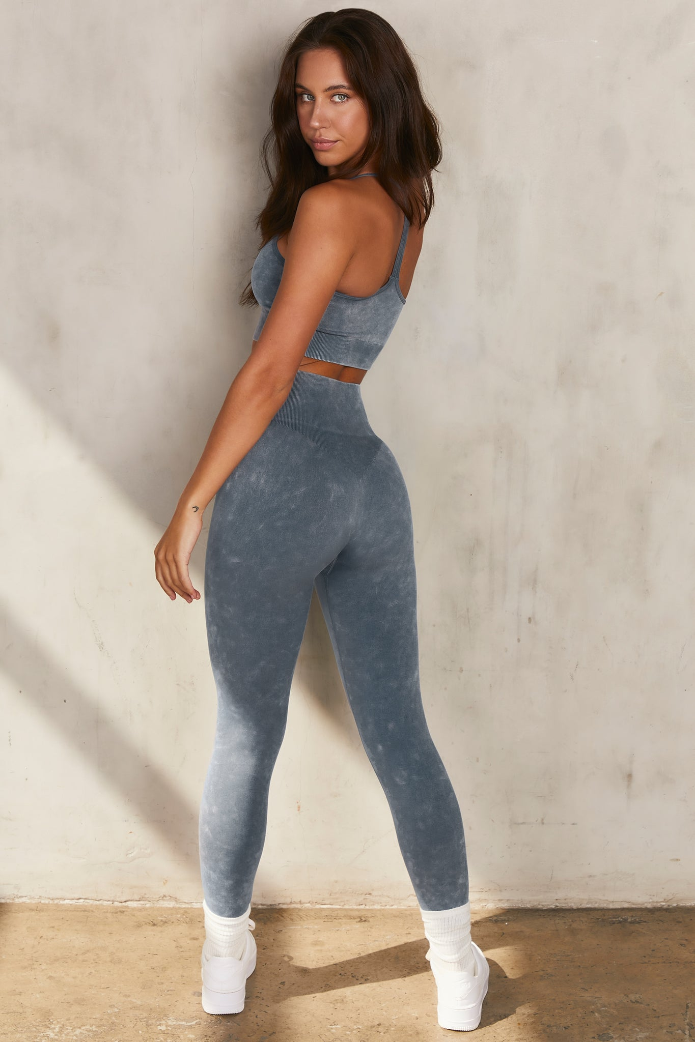 Reflex Petite - Leggings in Charcoal
