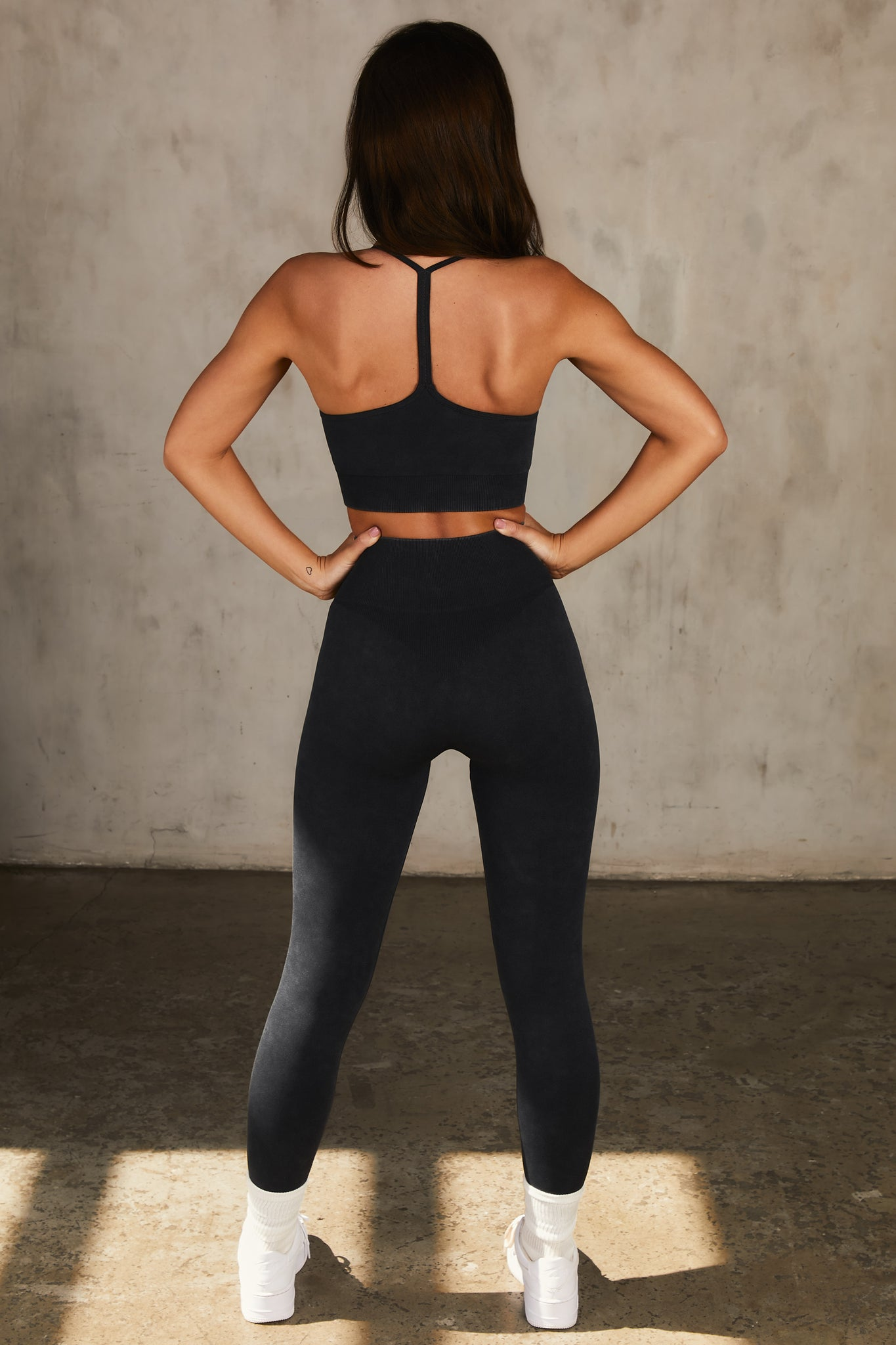 Oxygen - Sports Bra in Black