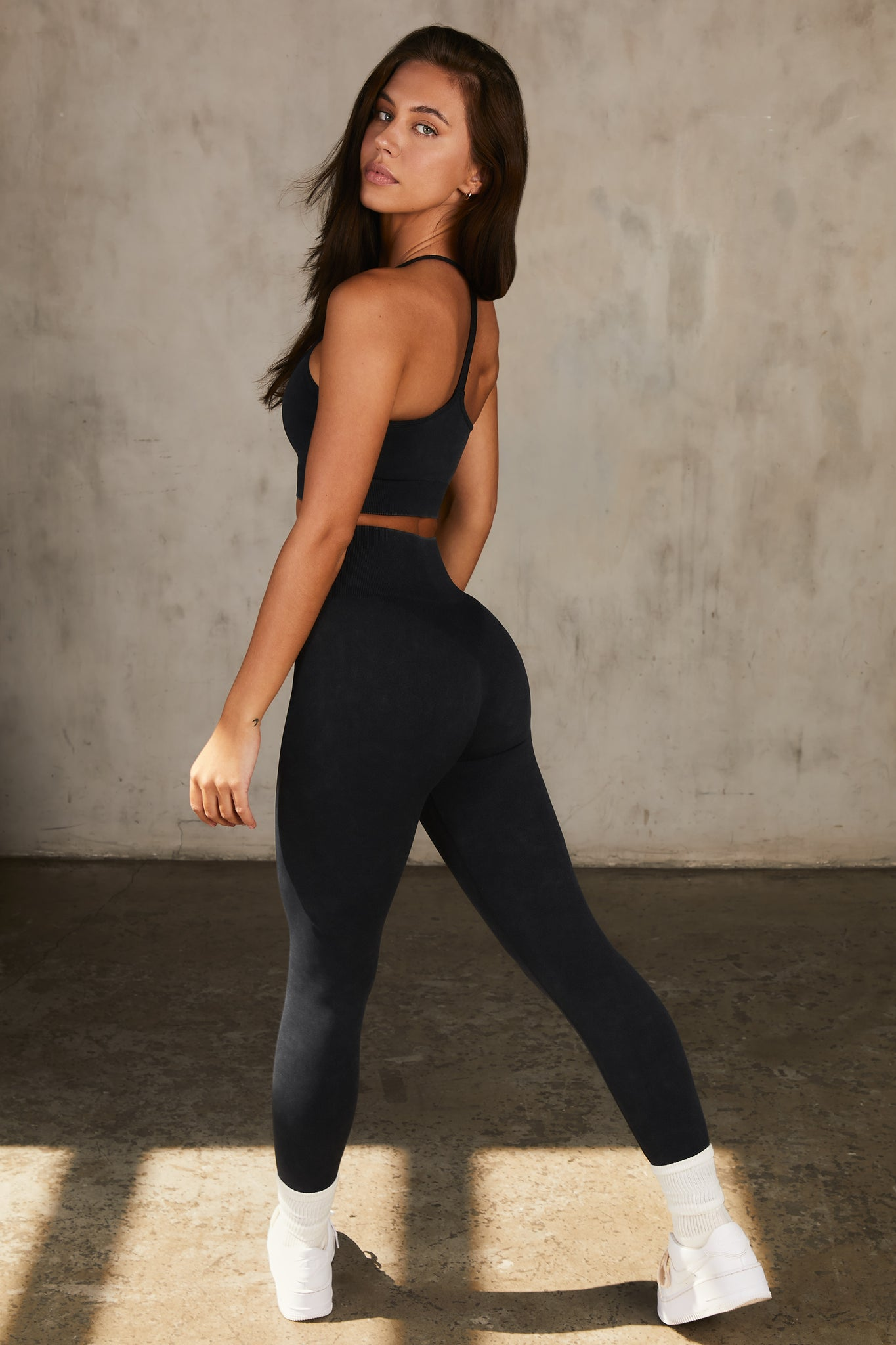 Reflex Petite - Leggings in Black