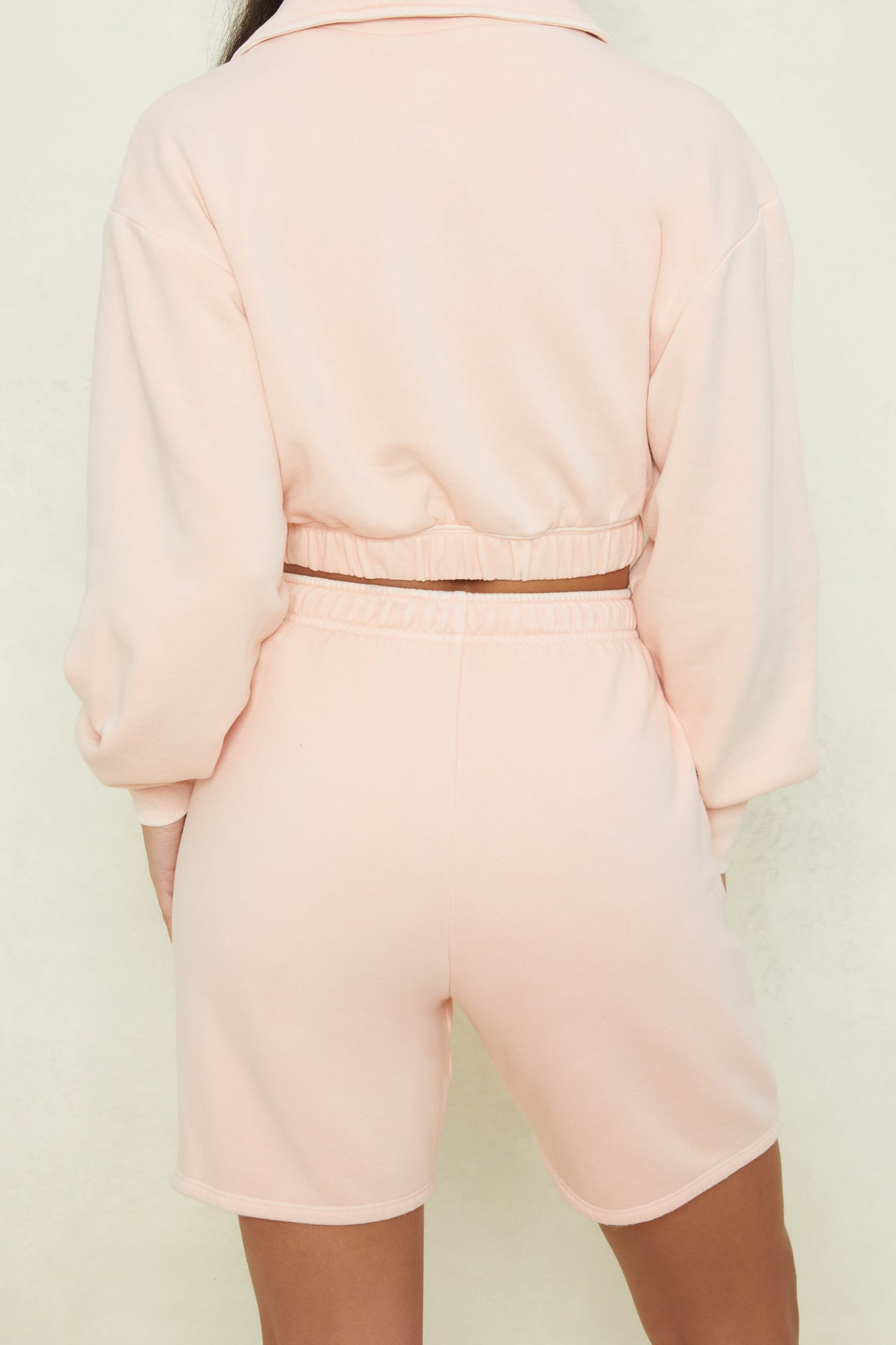 Track Star - Shorts in Blush