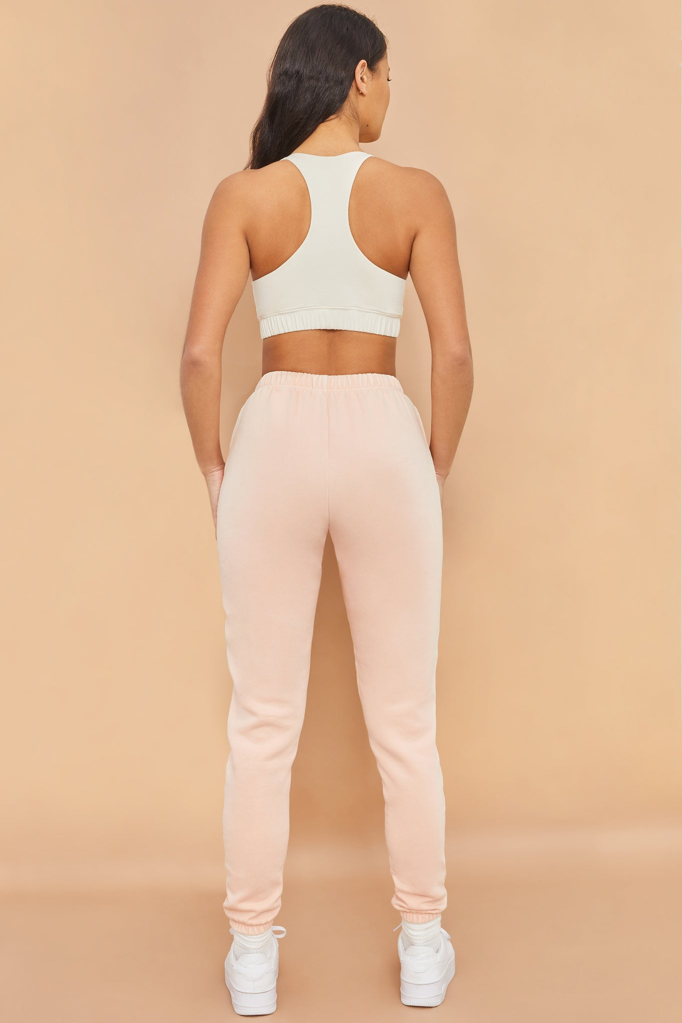 Home Run Petite - Joggers in Blush