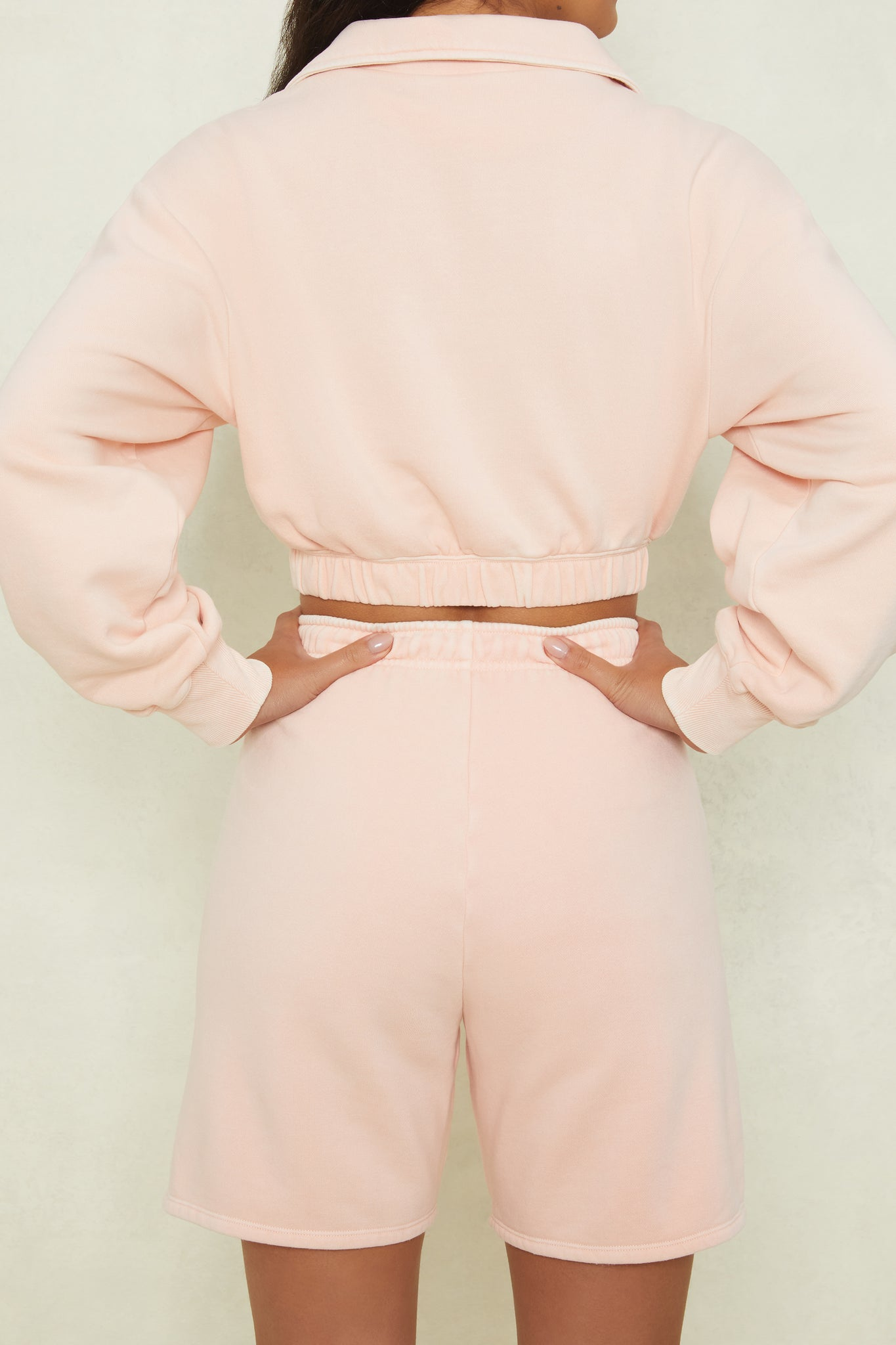 Runner Up - Sweatshirt in Blush