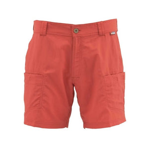 Simms High Water Short Spiced Coral