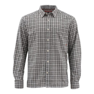 Morada LS Steel Plaid