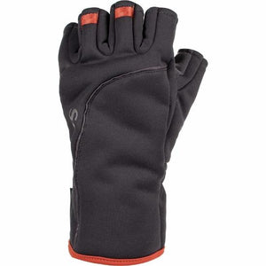 Simms Guide Windbloc 1/2 Finger Mitt Raven