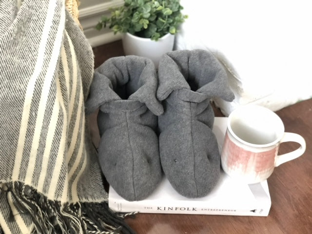 CosySoles Warm Slippers Work From Home
