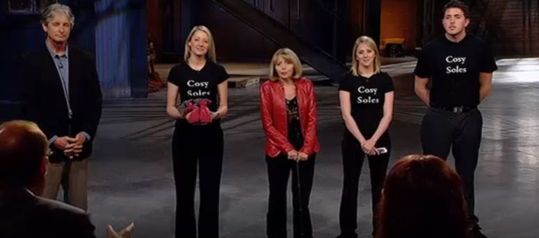 dragons den appearance cosysoles canada