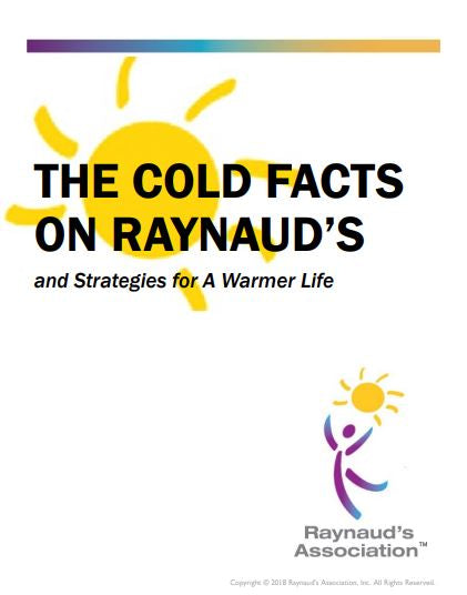 Raynaud's Association The Cold Facts