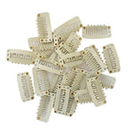 Blonde Clips 25pc