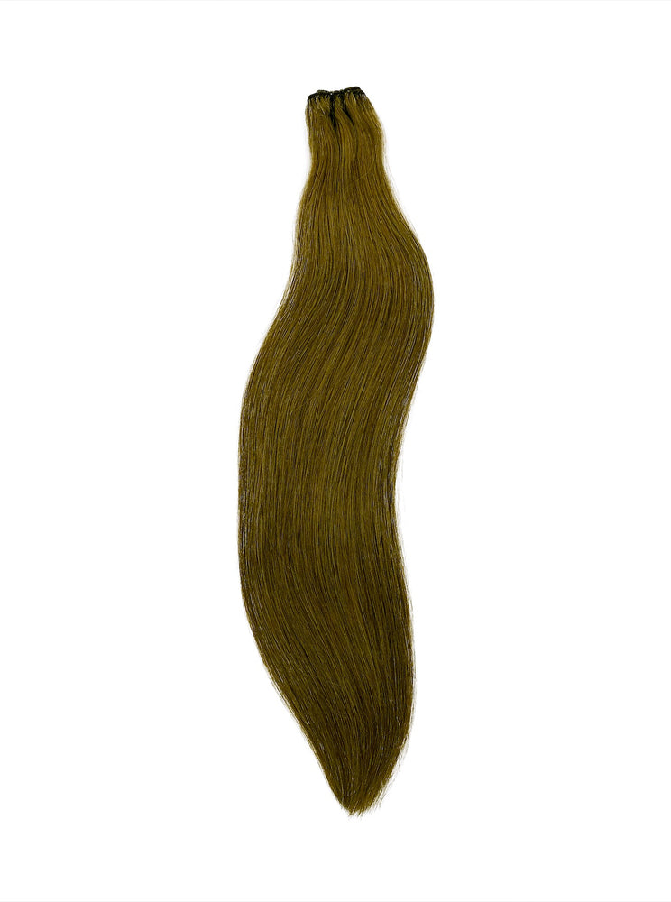 "Booster Weft 60gm (18"") #7N Natural Light Brown"
