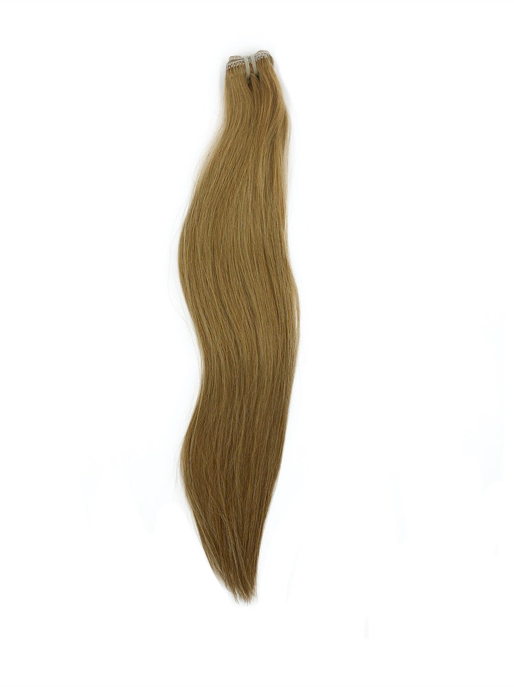 "Booster Weft 60gm (18"") #8N Natural Dark Blonde"