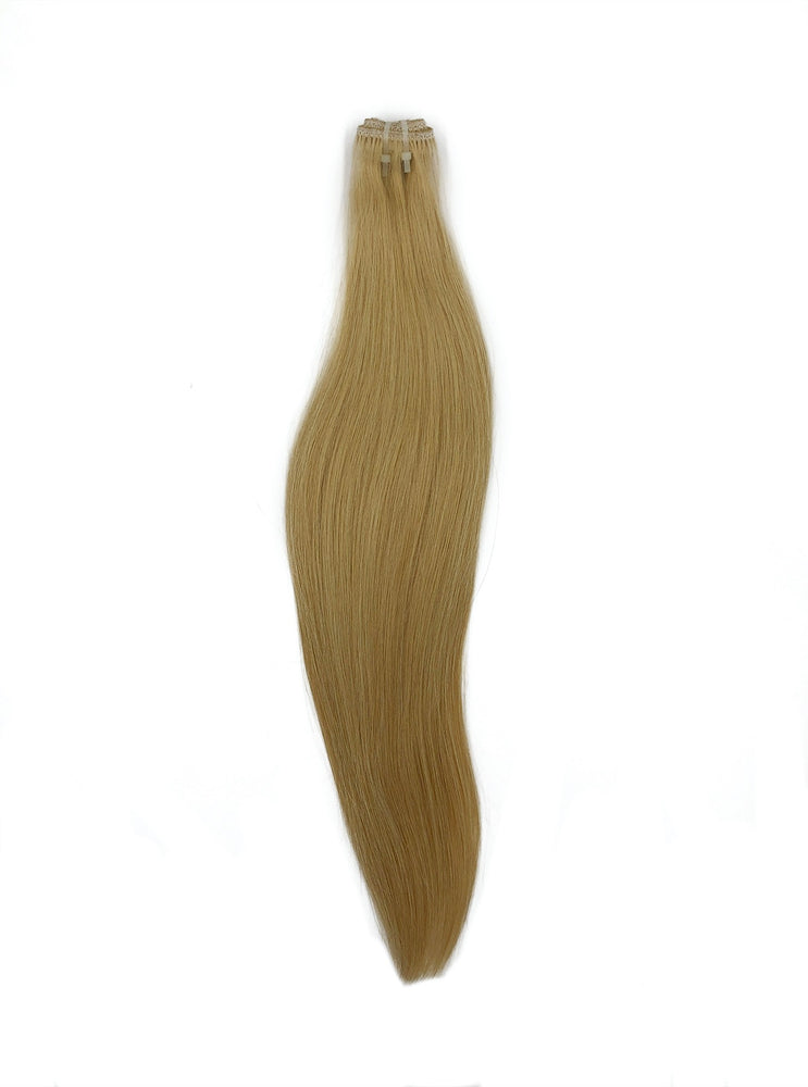 "Booster Weft 60gm (18"") #9N Natural Medium Blonde"