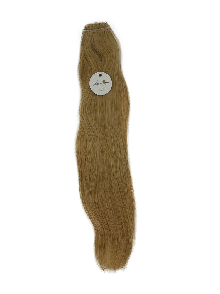 "Mane Piece 80gm (22"") #9N Natural Medium Blonde"