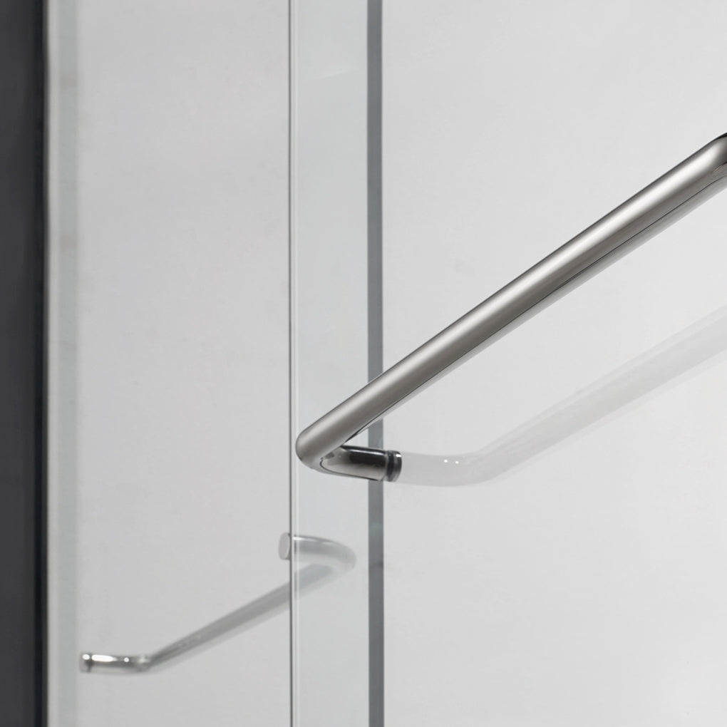 Sliding Bypass Shower Door 44-48W 76H Ultra A Chrome
