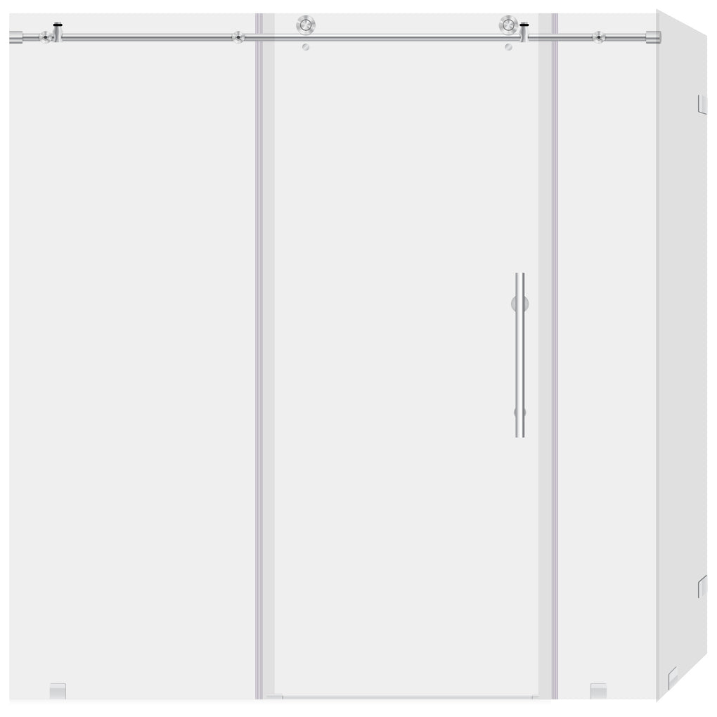 68-72 W x 76 H x 36 D Sliding Shower Enclosure ULTRA-C Main Photo