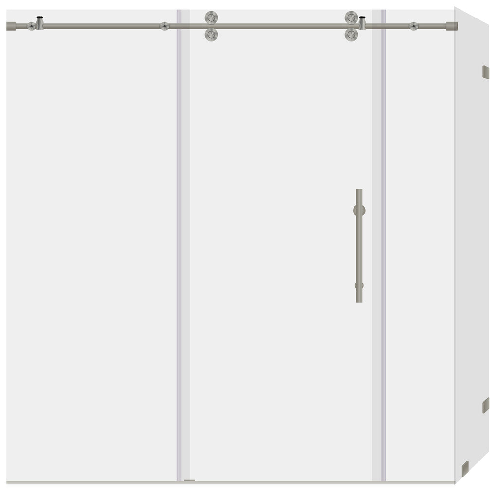 68-72 W x 79 H x 34 1/2 D Sliding Shower Enclosure ULTRA-D Main Photo