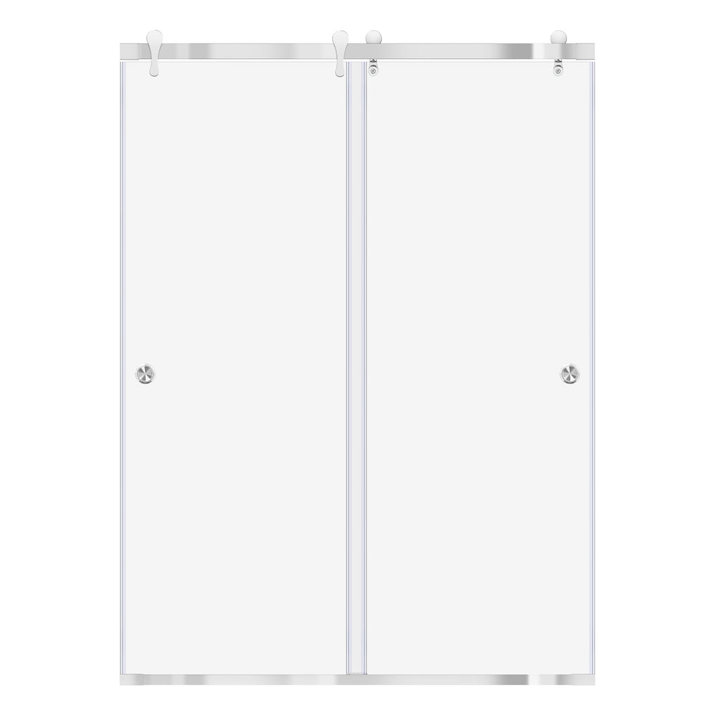 57 1/2-60 W x 76 H Bypass Sliding Shower Door ULTRA-H Main Photo